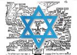 La genealogía de los judíos en España