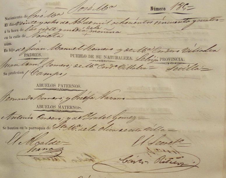 El Registro Civil de 1841-1870, 30 años de provisionalidad | Manual ...