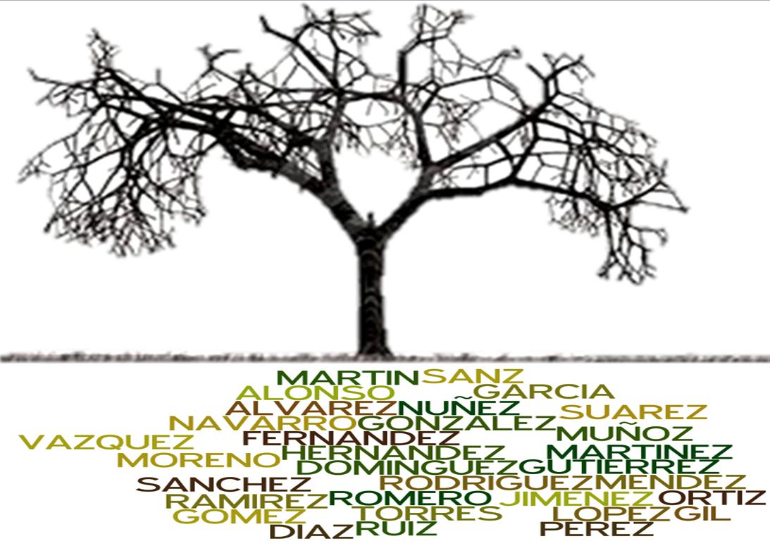 apellidos comunes | Manual de Genealogía